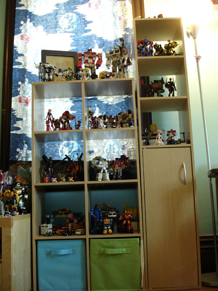 Shelving-after