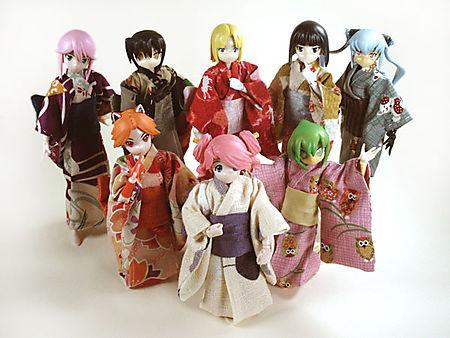 Kimono-group