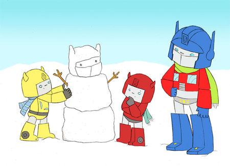 Snow-bot