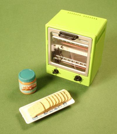 Kitchensetstoaster