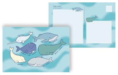 Whalespostcard