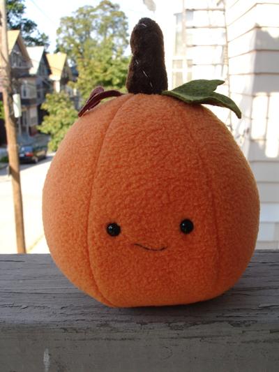 Pumpkinplush